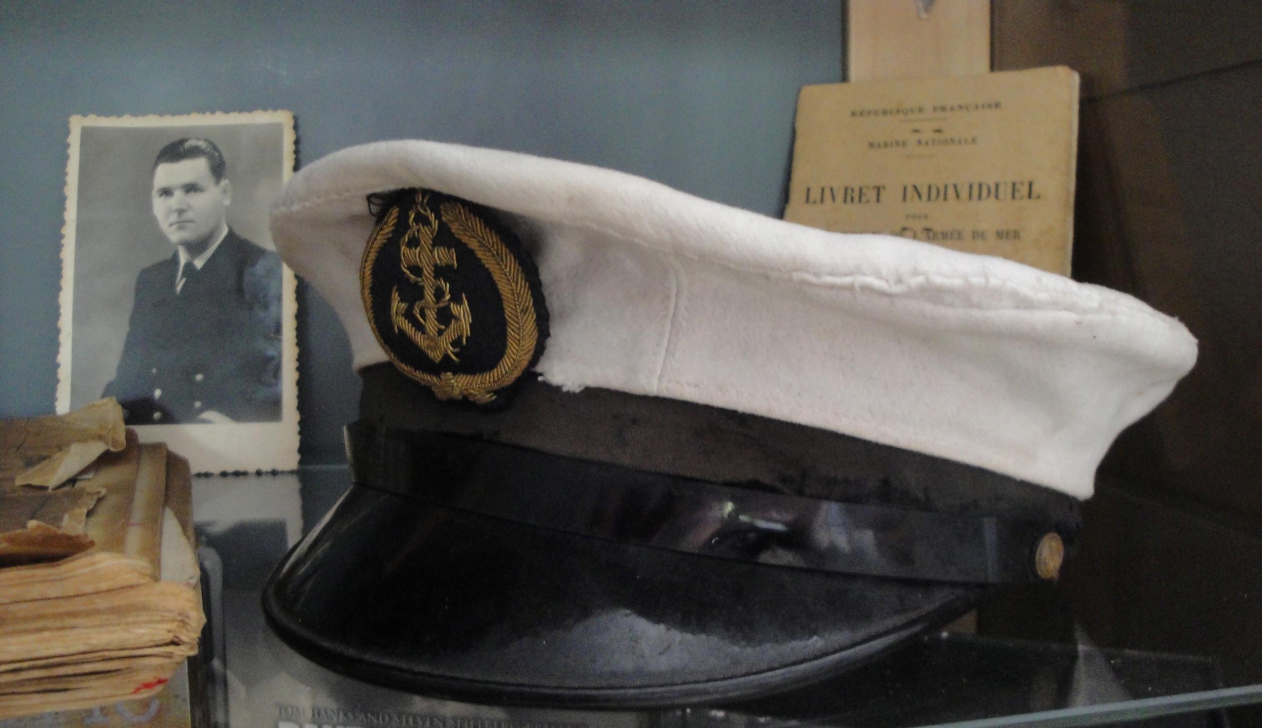 Ma Première,et certainement plus importante casquette de mon existence 546