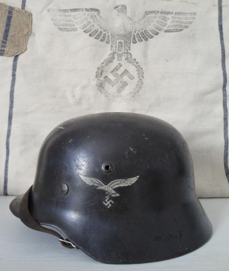 Les casques de la Luftwaffe 613