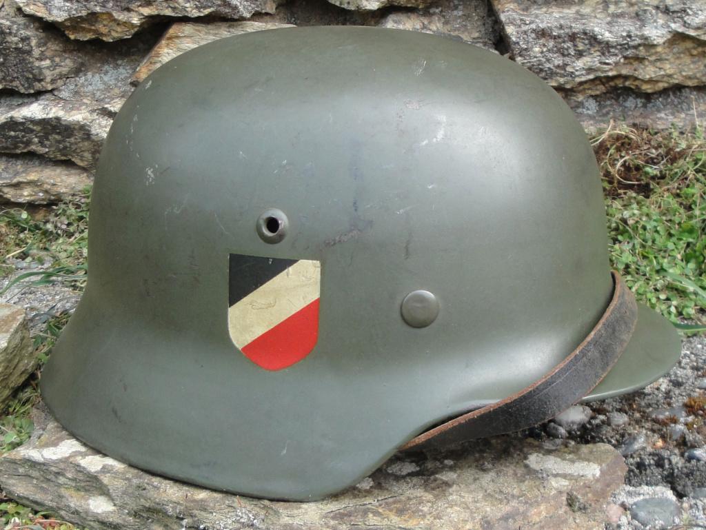 Casque Heer typique de la Wehrmacht 626
