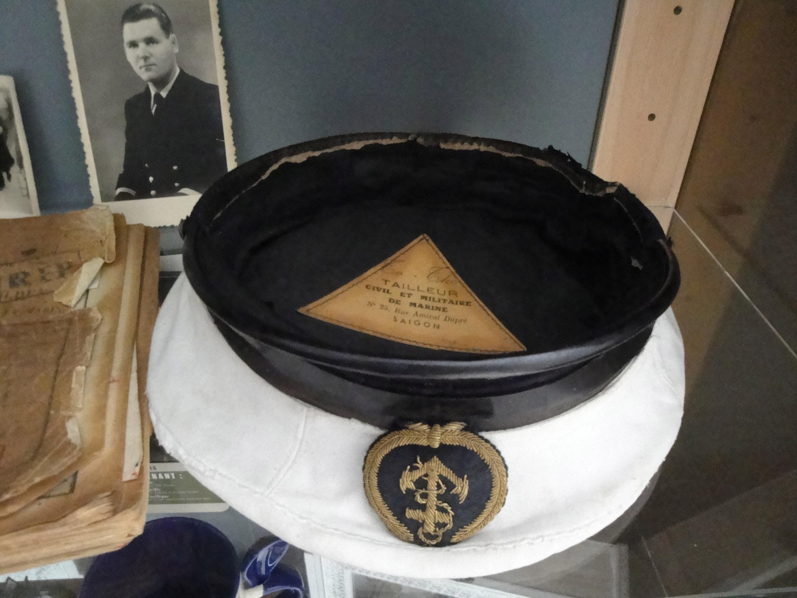 Ma Première,et certainement plus importante casquette de mon existence 641