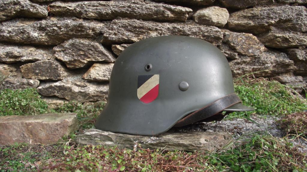 Casque Heer typique de la Wehrmacht 724
