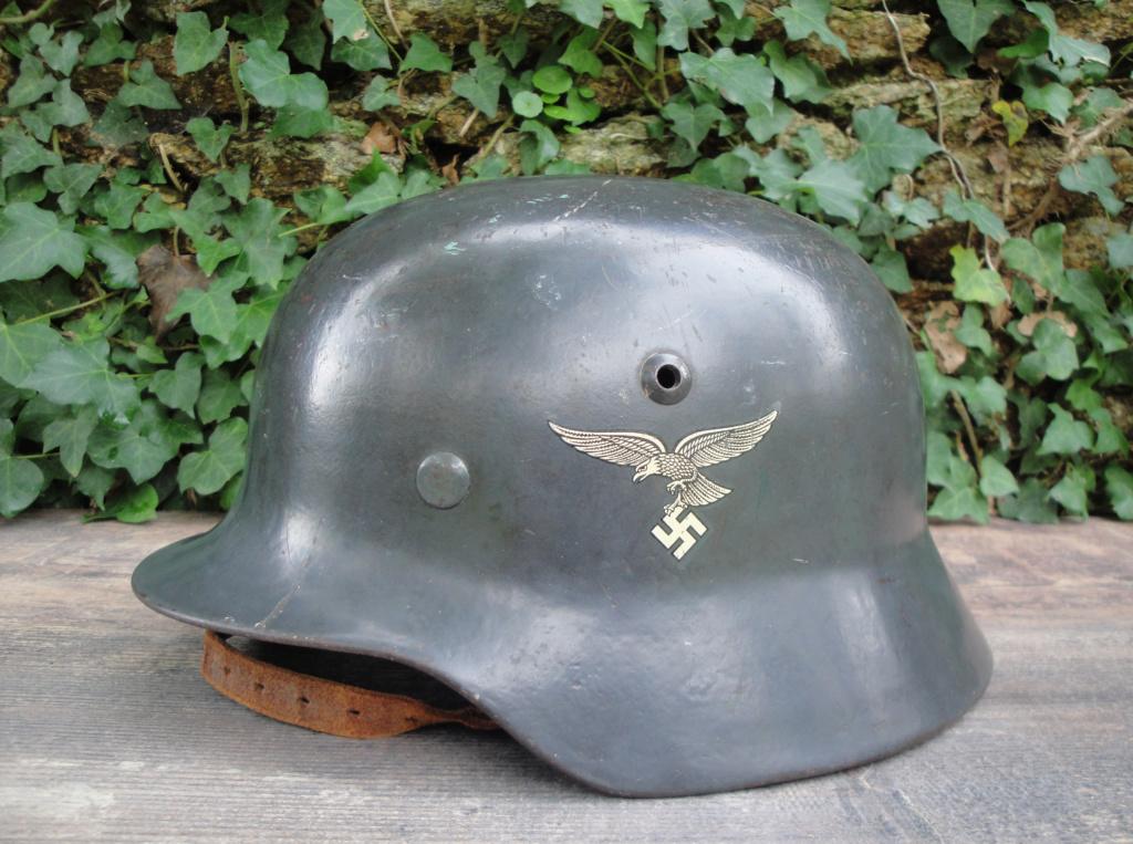 Casque M35 DD Luftwaffe Premier type 928