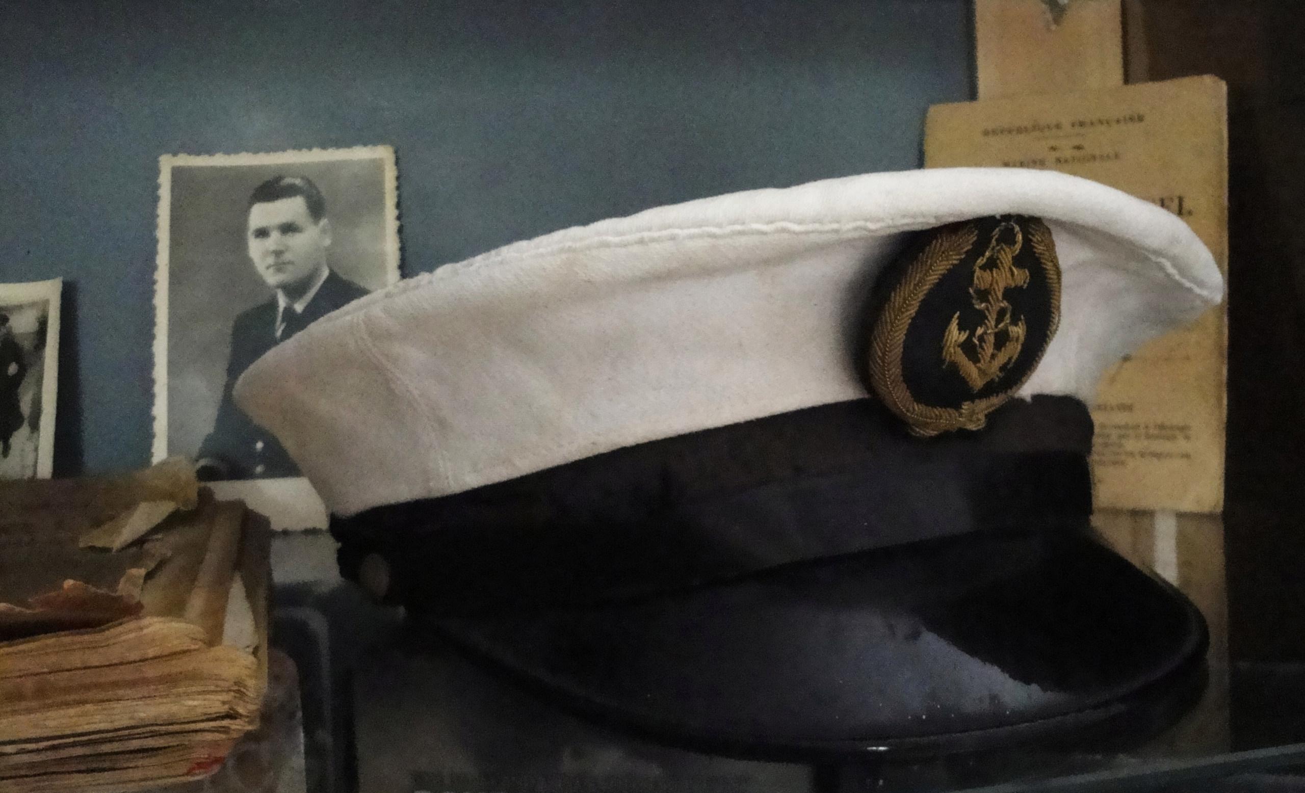 Ma Première,et certainement plus importante casquette de mon existence 934