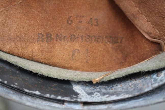 Cerclage casque allemand  Csq-0410