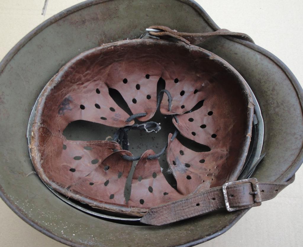 Casque allemand M40 camouflé - Page 2 Dsc02611