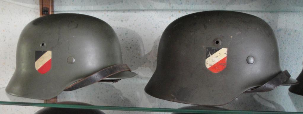 Casque Heer typique de la Wehrmacht - Page 2 Dsc07511