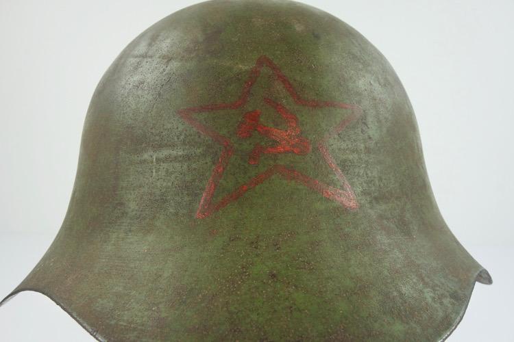 Etoile rouge casque Ssh36 Image210