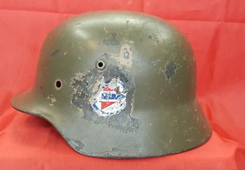 Authentification casque allemand m35 Sans_t10