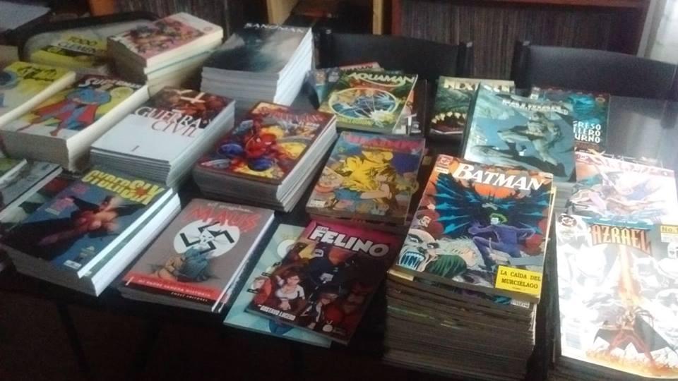 [COMICS] Colecciones de Comics ¿Quién la tiene más grande?  - Página 12 Castel10