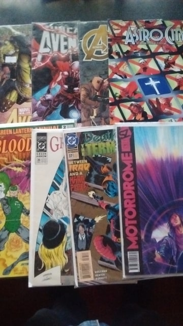 [Comics] Siguen las adquisiciones 2019 Compra19