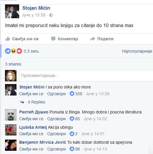 FACEBOOK ZAGLUPLJUJE -biseri sa Facebooka  - Page 15 Stojan10