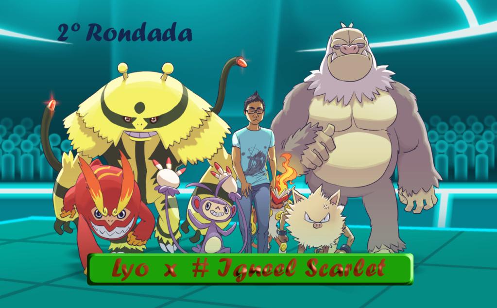 2º Torneio The Wolves Grupo A - Rondada 2 Rondad15
