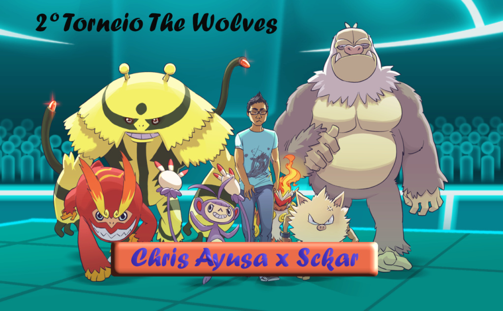 2º Torneio The Wolves Grupo B - Rondada 3 Tornei11