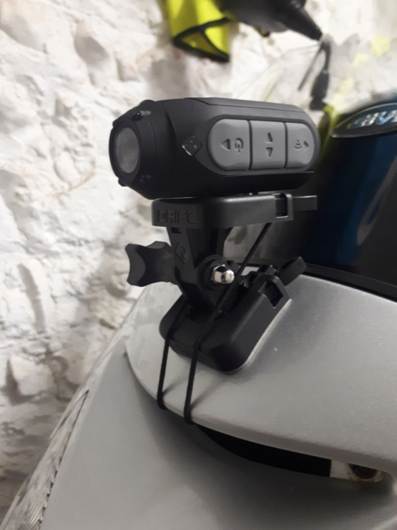 Helmet / dash camera Camera11