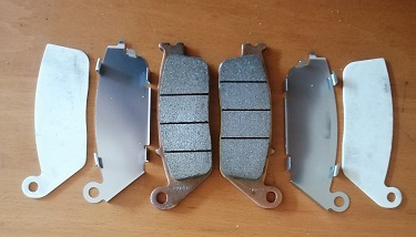 Plastic Brake Pad Shims Oem_re10
