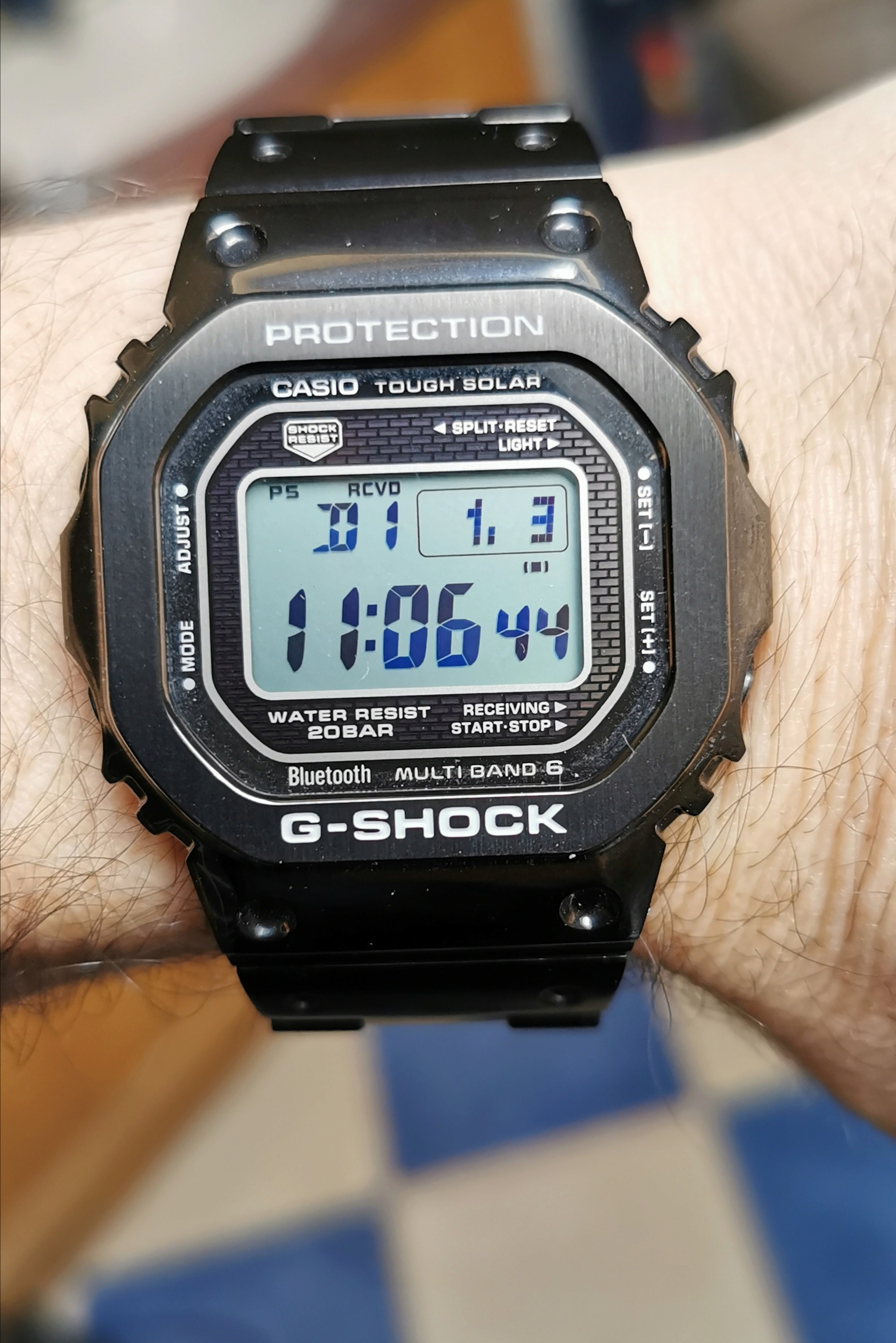 Feu de G-Shock - tome 3 - Page 12 Img_2330