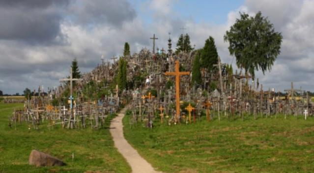 Священная Гора крестов Scree102