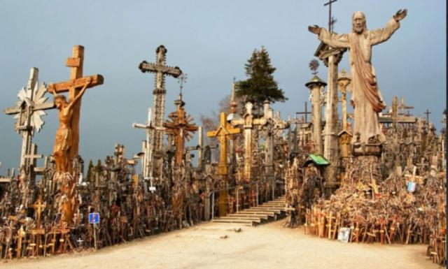 Священная Гора крестов Scree103