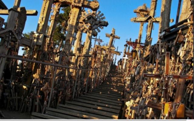 Священная Гора крестов Scree104