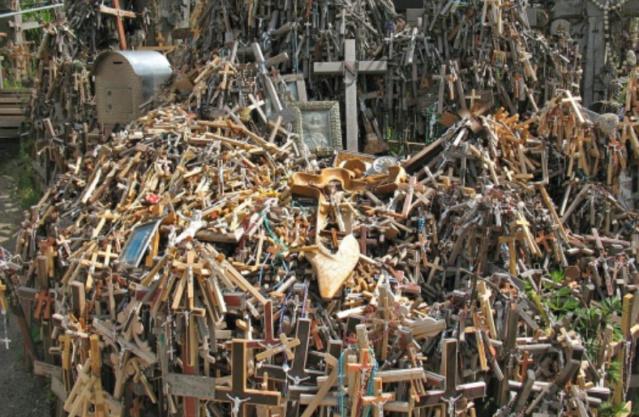 Священная Гора крестов Scree106