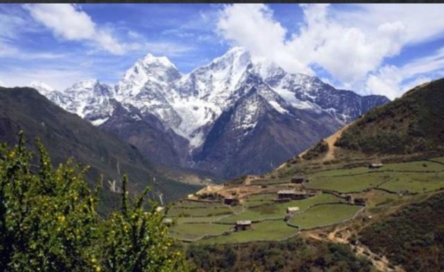 Гора Эверест: мистические истории Scree118
