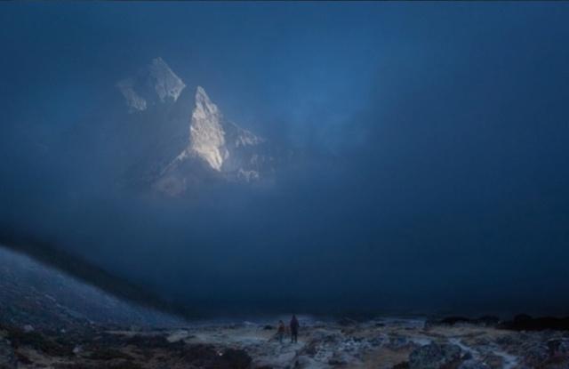 Гора Эверест: мистические истории Scree121