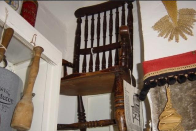 Заколдованный стул Scree124