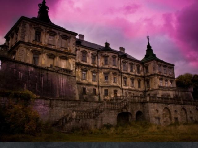 Подгородецкий замок и замурованная красавица Scree125