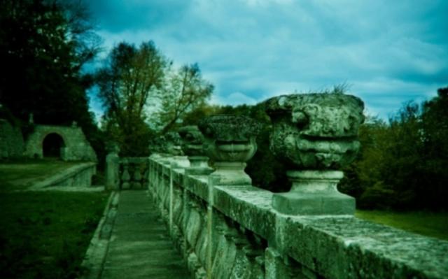 Подгородецкий замок и замурованная красавица Scree126
