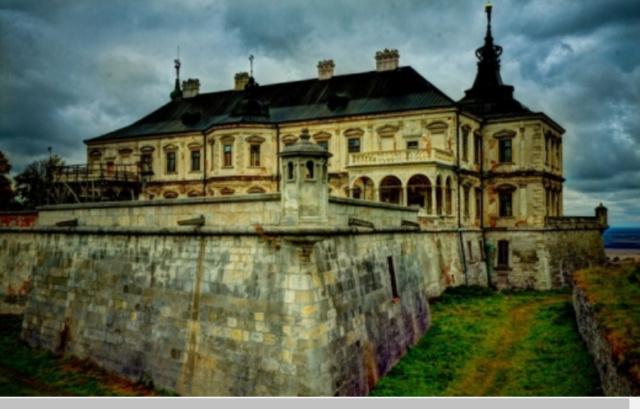 Подгородецкий замок и замурованная красавица Scree127