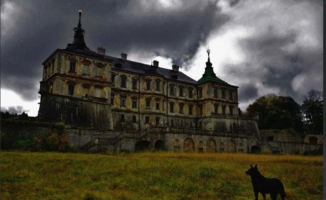 Подгородецкий замок и замурованная красавица Scree128