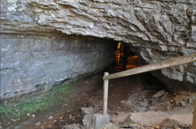 Пещера ведьмы Беллов  Scree144