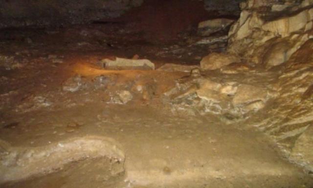 Пещера ведьмы Беллов  Scree146