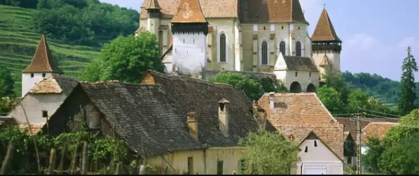Я влюбился в Карпаты (путешествие в Румынию) Scree212