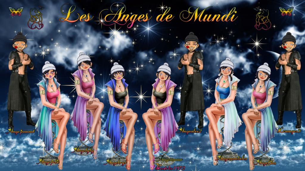 les anges de mundi