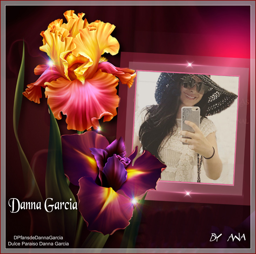 Un banners para la más hermosa..siempre tú Danna García.. - Página 11 Danna147