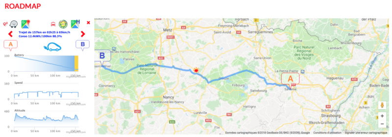 Trajet Saverne - Saint-Germain-en-Laye (455 km) Captur16