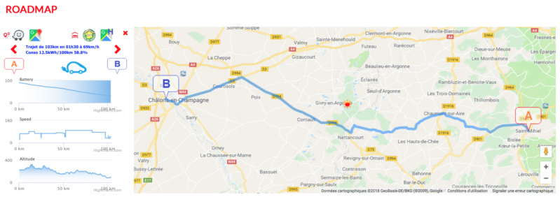 Trajet Saverne - Saint-Germain-en-Laye (455 km) Captur19