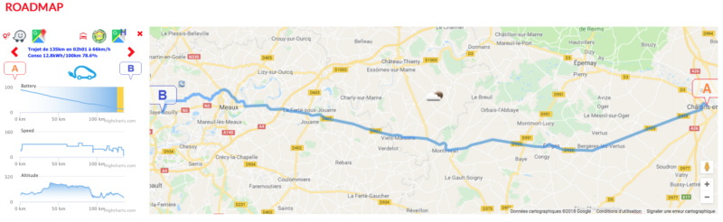 Trajet Saverne - Saint-Germain-en-Laye (455 km) Captur22