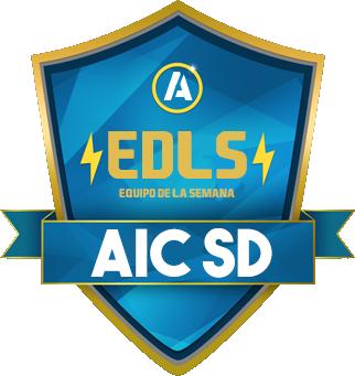 [AIC v19] Resumen de   Liga J5-J6(1D/2D) & Liga J6-J7 (3D) Edls13