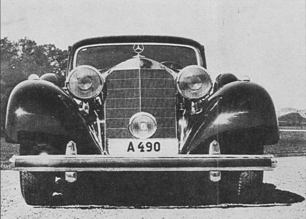 La Pullman limousine 1939 de la Cour de Suède N180-224