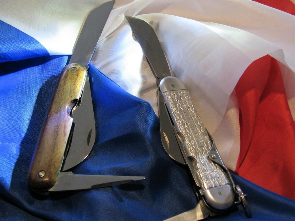 Couteaux pliants militaires réglementaires Français & Etrangers - Page 2 Img_8230
