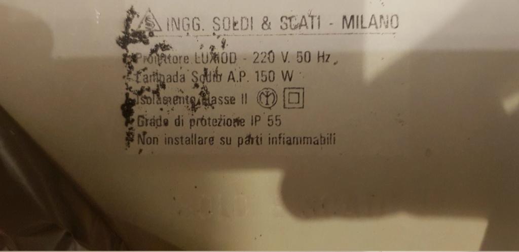 SOLDI E SCATI LUXIOD - LCM - UNKNOWN FILONAPOLI 20181212
