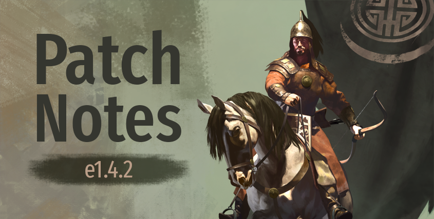 Notas del parche versión 1.41 para Mount and Blade 2: Bannerlord Patch_12