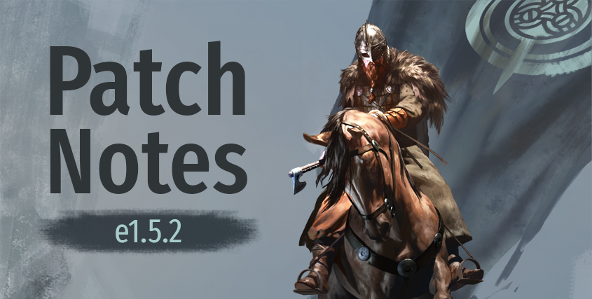 Notas del parche versión 1.41 para Mount and Blade 2: Bannerlord Patch_14