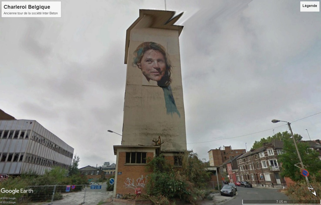 STREET VIEW : les fresques murales - MONDE (hors France) - Page 24 Inter_10