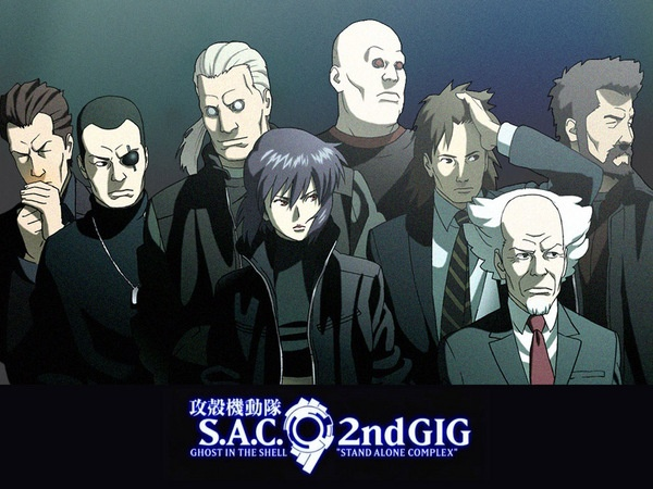 Ghost in the Shell 34259l10