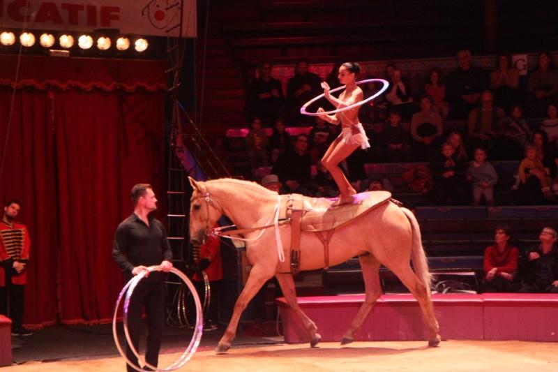 comme tous les ans , en 2019 cirque pour moi en janvier  Dhulla10