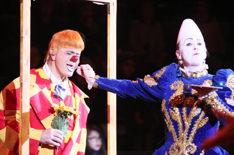 comme tous les ans , en 2019 cirque pour moi en janvier  Fclown10