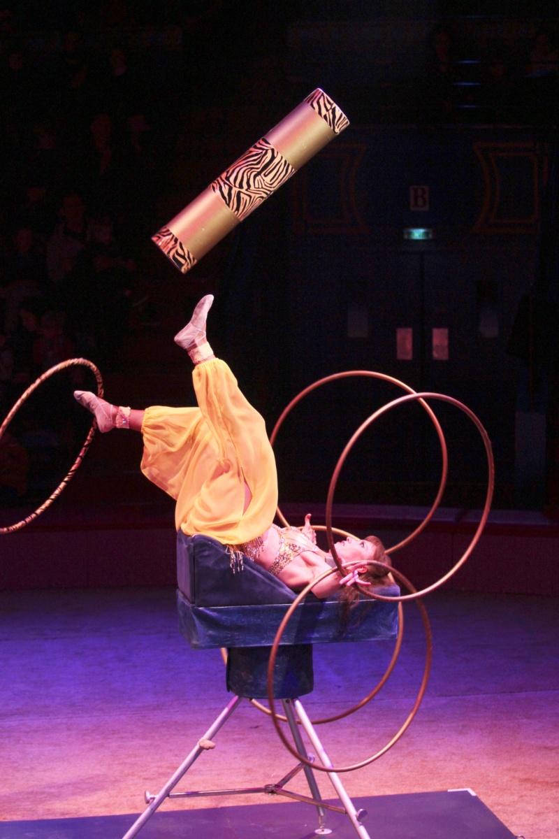 comme tous les ans , en 2019 cirque pour moi en janvier  Iantip10